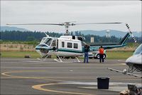 N7115S @ 0WN4 - N7115S on the ground at Northwest Helicopters - by jlboone