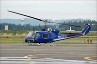 N102FW @ 0WN4 - N102FW on the ground at Olympia Heliport, WA - by jlboone