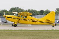 N725C @ KOSH - EAA AIRVENTURE 2009