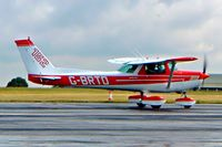 G-BRTD @ EGBP - Seen at the PFA Fly in 2004 Kemble UK. - by Ray Barber