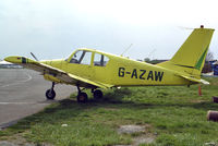 G-AZAW photo, click to enlarge