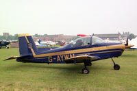 G-AYWM photo, click to enlarge