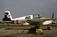 G-BDYC photo, click to enlarge
