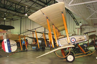 G-ATVP - exhibited in the RAF Museum Hendon , UK