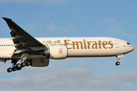 A6-EBZ @ EGCC - Emirates - by Chris Hall