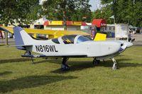 N816WL @ KOSH - EAA AIRVENTURE 2009