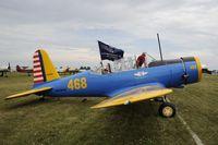 N818DM @ KOSH - EAA AIRVENTURE 2009