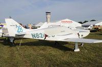 N824DC @ KOSH - EAA AIRVENTURE 2009