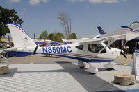 N850MC @ KOSH - EAA AIRVENTURE 2009