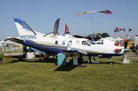 N850SD @ KOSH - EAA AIRVENTURE 2009