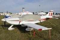 N901DW @ KOSH - EAA AIRVENTURE 2009