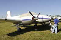 N925DJ @ KOSH - EAA AIRVENTURE 2009