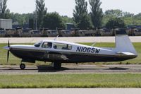 N1065W @ KOSH - EAA AIRVENTURE 2009 - by Todd Royer