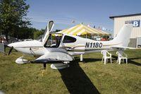N1180 @ KOSH - EAA AIRVENTURE 2009