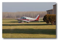 N6460R @ W34 - Nice Day At Shiocton - by Nick Van Dinter