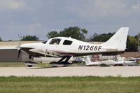 N1268F @ KOSH - EAA AIRVENTURE 2009