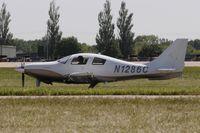 N1286C @ KOSH - EAA AIRVENTURE 2009