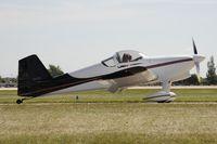 N1407W @ KOSH - EAA AIRVENTURE 2009 - by Todd Royer