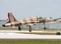 761533 @ LAL - F-5E Tiger II - by Florida Metal