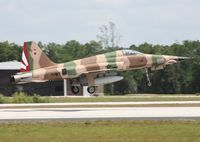 761591 @ LAL - F-5E Tiger II - by Florida Metal