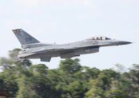 93-0546 @ LAL - F-16C - by Florida Metal