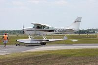 C-GDRM @ LAL - Cessna TU206 - by Florida Metal