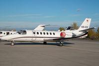 HB-VOC @ VIE - Cessna 560 - by Dietmar Schreiber - VAP