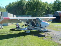 N8029U @ 46NJ - Quad city challenger clip wing special - by current owner