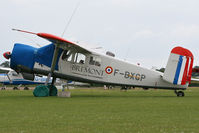 F-BXCP @ EGSX - Taken during the 2009 Air Britain fly-in. - by MikeP