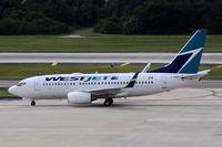 C-FWAF @ TPA - WestJet - by N6701