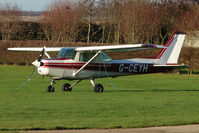 G-CEYH - Cessna 152 at Meppershall