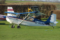 G-HUNI - 1973 Bellanca at Meppershall