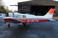 G-OCTU @ EGTR - Piper PA-28-161 at Elstree - by Terry Fletcher
