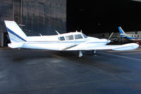 N320MR @ EGTR - Unmarked Piper PA-30 at Elstree