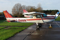 G-BMMM @ EGTR - Cessna 152 at Elstree