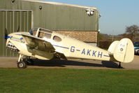 G-AKKH - 1947 Miles M61 Gemini at Meppershall