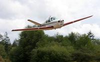 N3083C @ FA99 - In flight - by Chris Fosse/ Owner