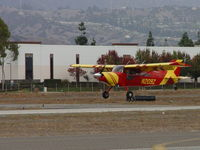 N209Z @ POC - Final for 26L, almost touched down - by Helicopterfriend