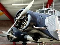 D-CIAD - Junkers/CASA 352L D-CIAD Hermerskeil Museum  - by Alex Smit