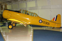 FE905 - Harvard , ex 42-12392 and LN-BNM - now exhibited in the RAF Museum Hendon , UK