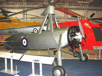 K4232 - Avro Rota , also ex SE-AZB, exhibited in the RAF Museum Hendon , UK