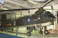 XG474 - Westland Belvedere HC1 exhibited in the RAF Museum Hendon , UK