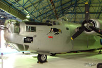 KN751 - Former Indian Air Force Consolidated B-24 Liberatorexhibited in the RAF Museum Hendon , UK