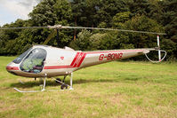 G-BONG - seen @ Cholmondeley - by castle