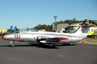 LN-ADA @ ENRY - L-29 Delfin operated by Russian warbirds of Norway at Rygge AFB. - by Henk van Capelle
