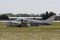 N1832W @ KOSH - EAA AIRVENTURE 2009