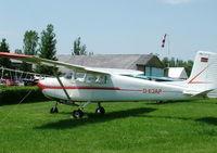 D-EJAP @ LHKD - Kecskéd Airfield - by Attila Groszvald-Groszi
