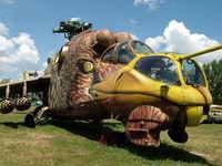 117 @ LHSN - Szolnok-Szandaszölös airplane museum. Csörike - by Attila Groszvald-Groszi
