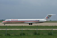 N476AA @ DFW - American Airlines at DFW - by Zane Adams
