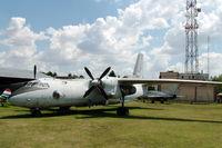 202 @ LHSN - Szolnok-Szandaszölös airplane museum. - by Attila Groszvald-Groszi
